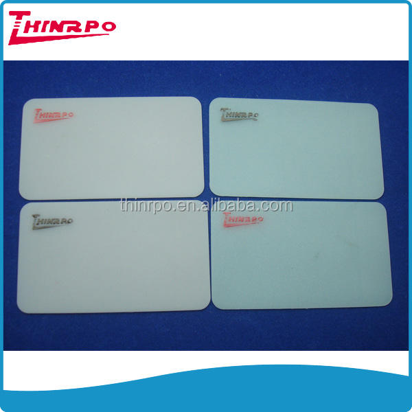 customized thin silicone rubber name card custom silicone business cards