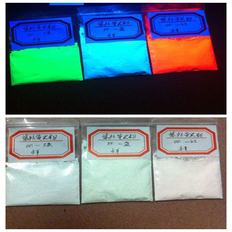 wholesale organic UV Fluorescent Pigment For Security Printing Inks