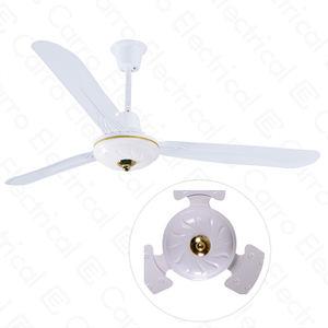 12v 36w 56 pouces oscillant orbite extérieure solaire DC ventilateur de plafond