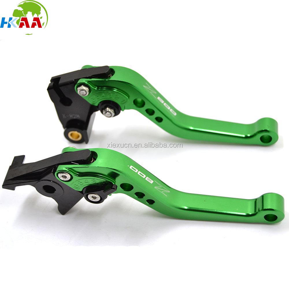 Motorcycle CNC Brake Clutch Levers clamping levers adjustable Short