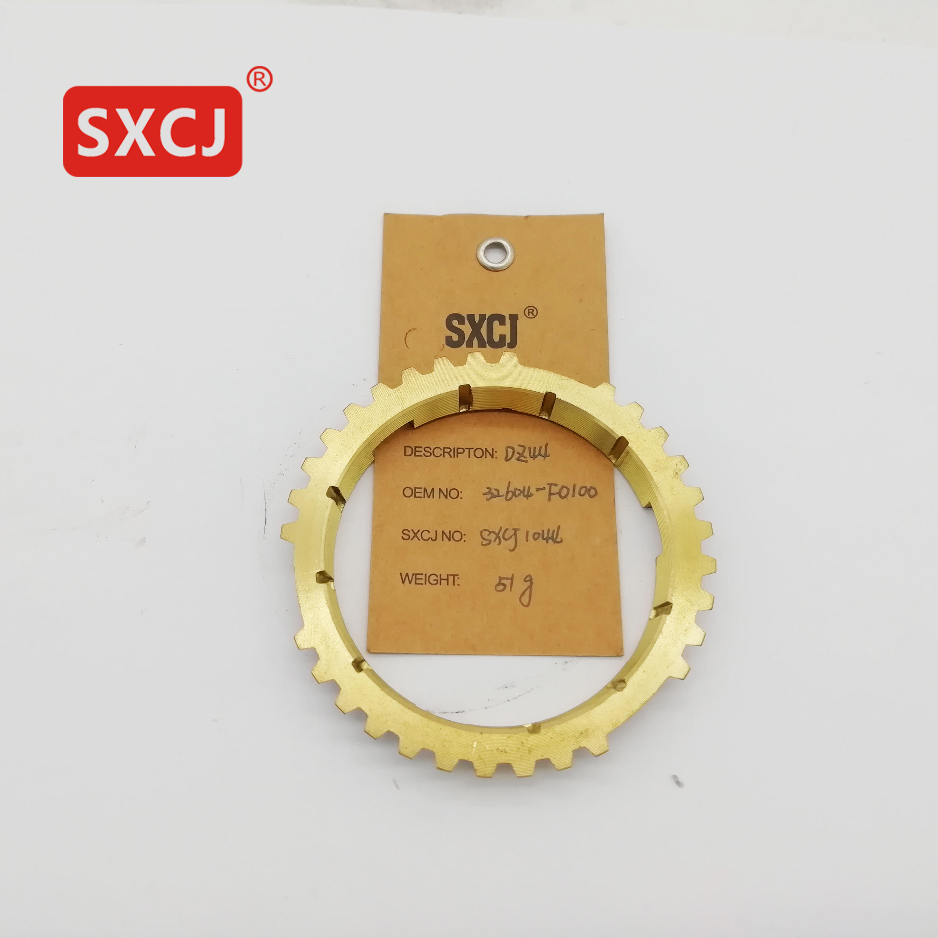high speed connecting tooth synchronizer brass gear ring OEM:32604-P0100