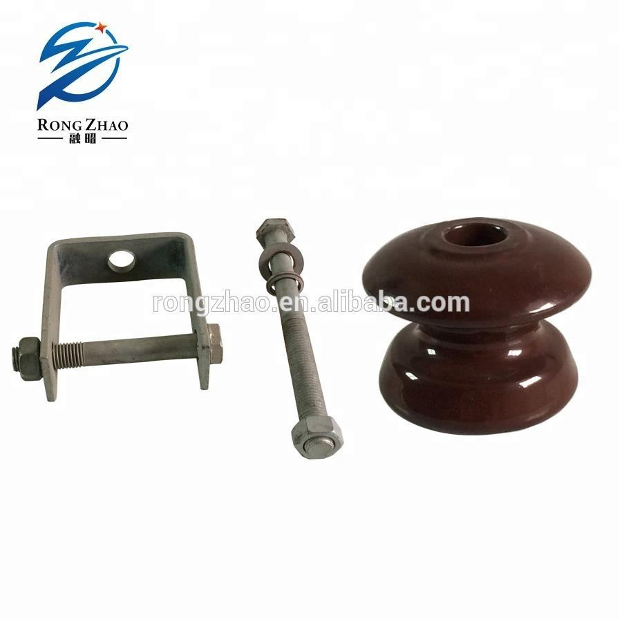 Shackle type Insulator with D Iron