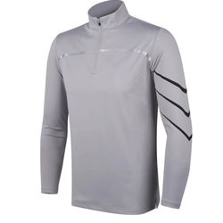 wholesale  polyester colouring dry fit long sleeve  men's Golf custom polo shirt with OEM logo