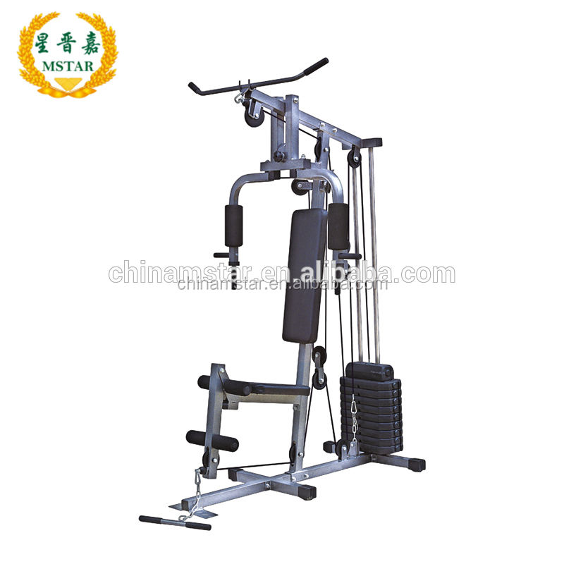 China 2019 multi gym equipment wholesale multi station gym home exercise