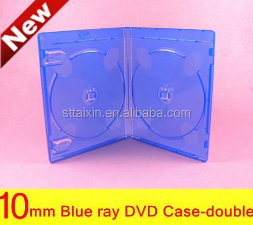 10 мм Blue Ray CD dvd-упаковку (BDR/BD-R)