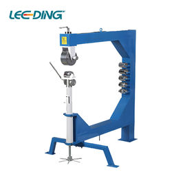 Professional English Wheel of Metal Forming Machine