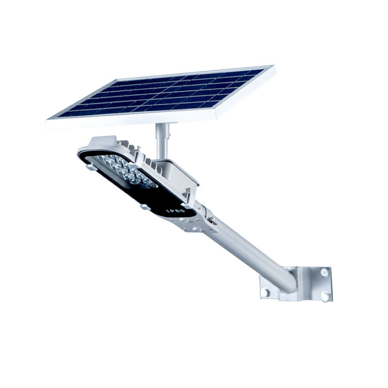 Garden Application and Aluminum Material Solar street light 24w