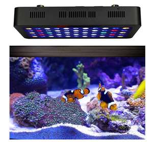 110/220 V verstelbare spectrum marine aqua reef aquarium led lamp verlichting