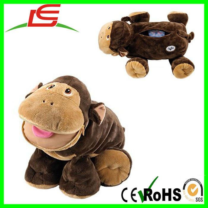 아기 원숭이 휴일 선물 아이 봉제 물건 동물