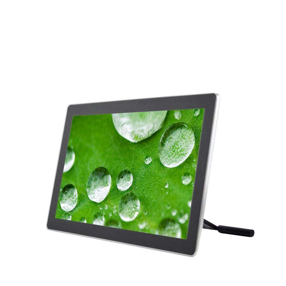 ultrathin capacitive lcd barebone parallel 18.5inch wall mount touch screen all in one computer pc