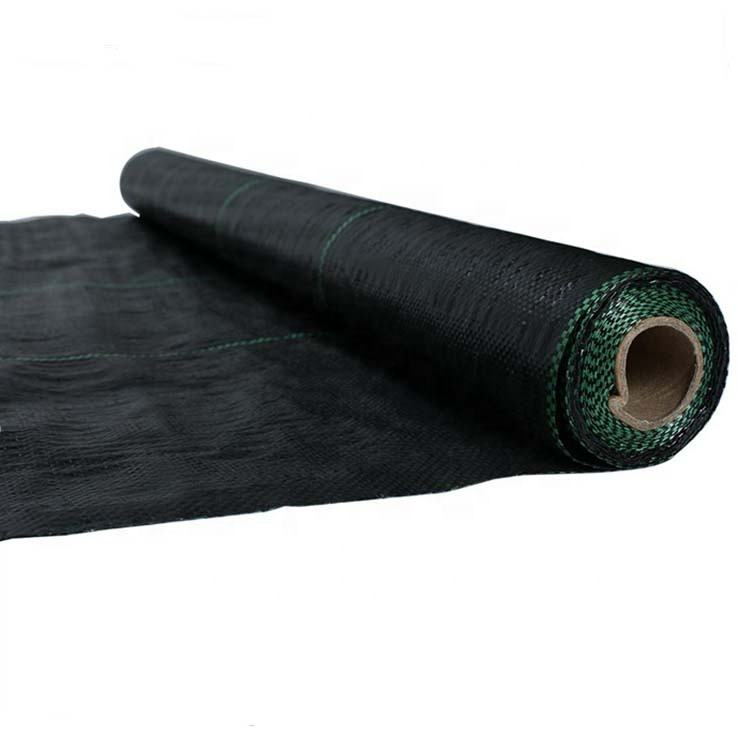 Agriculture plastic ground cover fabric for vegetable