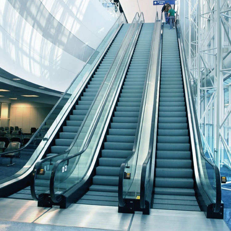 Cheap price moving walk and escalator used shopping mall