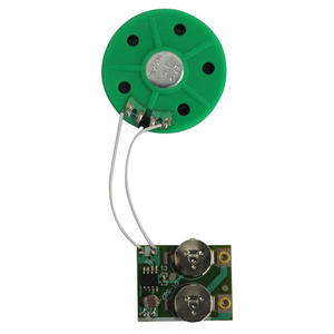 Programmable sound module light activated sound module for gift box