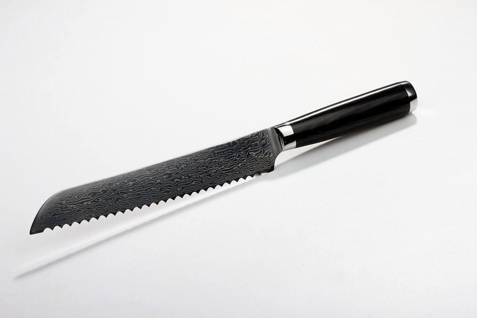 più venduto nero manico micarta <span class=keywords><strong>damasco</strong></span> <span class=keywords><strong>coltello</strong></span> pane
