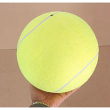 Factory Promotional Balls Giant Tennis Balls 9.5 inch Fast Delivery Toy Balls