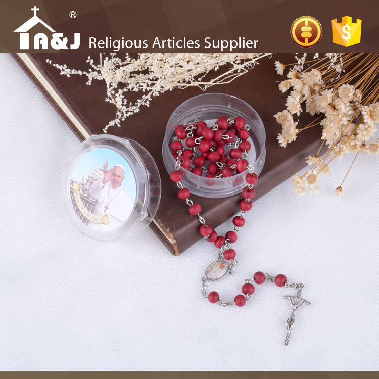 A&J Welcome OEM tailor-made Wholesale rosary,catholic rosaries catholic, aroma rosary bead chain.
