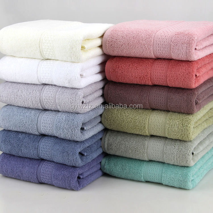 softextile absorbent fashionable towels in los angeles