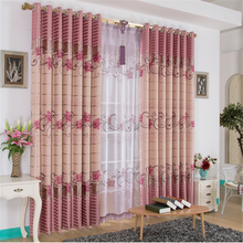 New Design Hot Sale Printed Office Window Curtain for Decoration