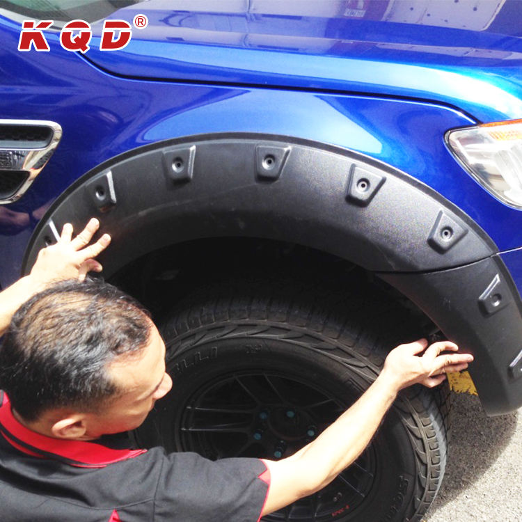 * Pickup Car fender flare auto accessories For ford ranger 2016 2017