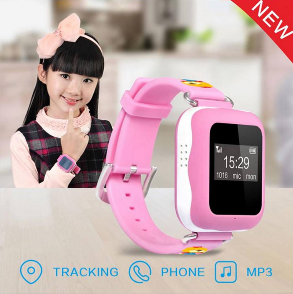 <span class=keywords><strong>obd</strong></span> gps tracking wifi watch 2016 resistente al agua Mini MP3 Smart Watch para niño