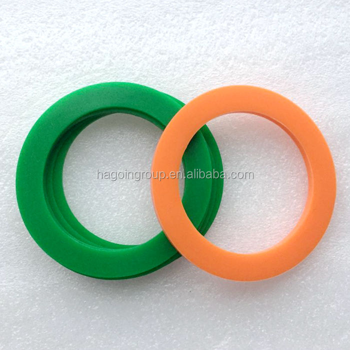 silicone rubber gasket for glass jar