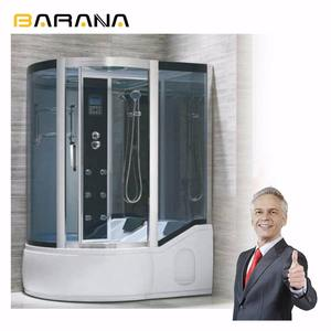 2017 Rain Hand Steam Sauna Combination Lowes Electric Enclosure Seat Stall Bathroom Shower Cabin Set
