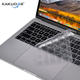 High quality silicone thickness 0.34mm laptop keyboard cover for macbook