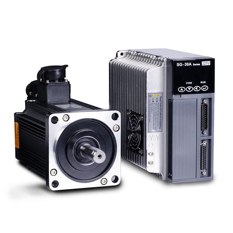 China suppliers electric ac servo motor high torque low rpm