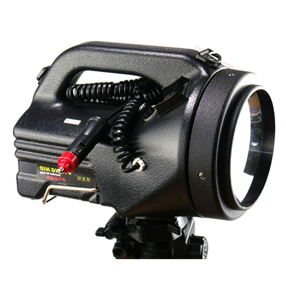 JUJINGYANG far range 100W high power and high efficient handheld xenon searchlight