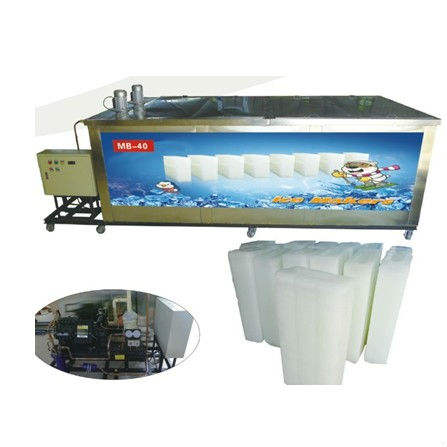 CE factory price block ice machine/big ice maker/ice block maker