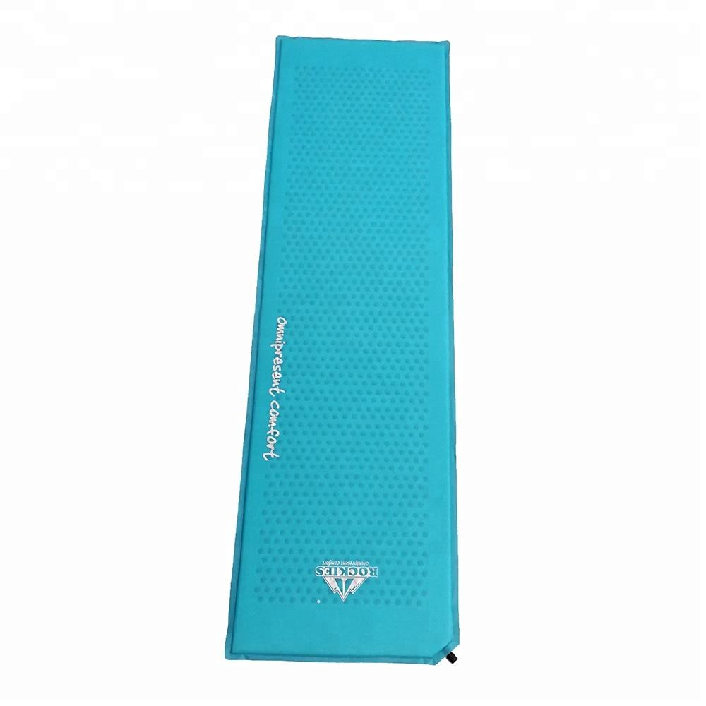travel outdoor foam camping mattress mats air ultralight self inflating sleeping pad