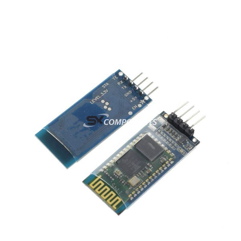 HC06 HC-06 Wireless Serial 4 Pin Bluetooth RF Transceiver Module RS232 TTL voor Ardu bluetooth module