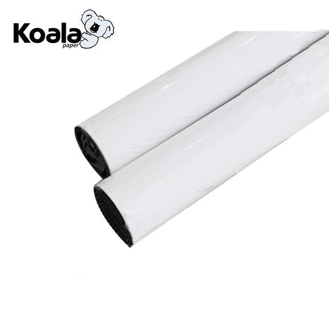 Inkjet Plotter Paper / Matte photo paper, premium 108g inkjet photo paper roll