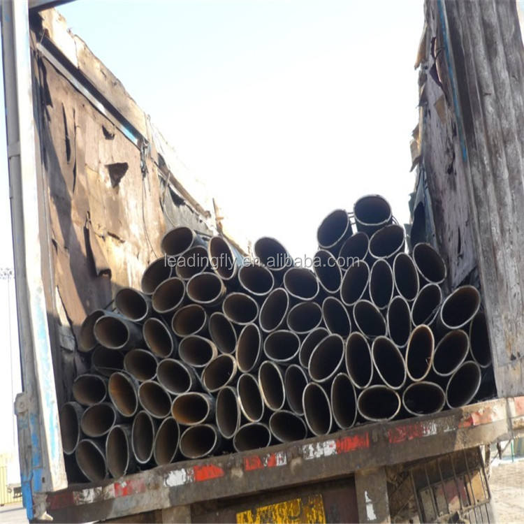 popular black steel flat oval shaped steel pipes/ERW carbon steel pipes/elliptical steel tubes