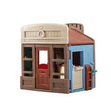 Small Kids Play Houses/Colorful Plastic Playhouse /Indoor Toys Children Playing House