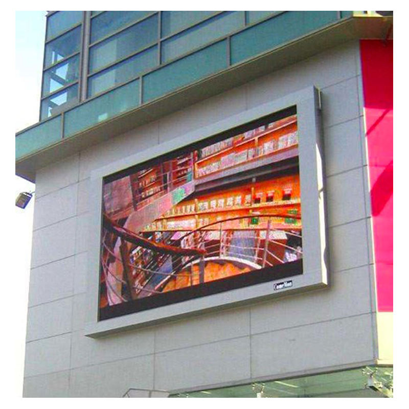 large XGC High commercial Performance Full Color P5 Outdoor used advertising screen exterior led sign