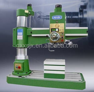Z3050X12-1 high quality Radial drilling machine,mini drilling machine with low price
