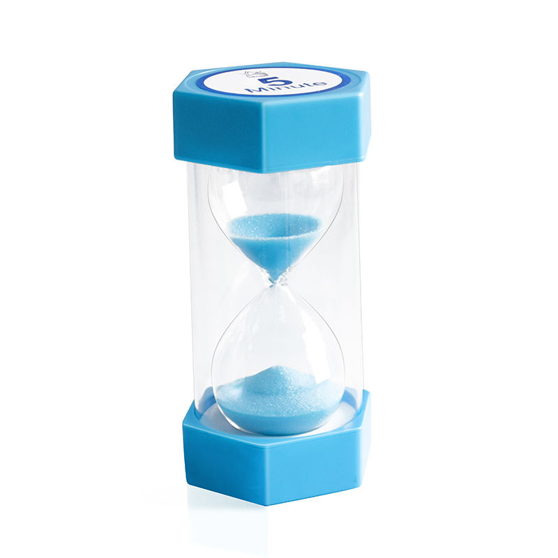 XINBAOHONG Wholesale Retail Custom color running time Plastic Hourglass Sand Timer