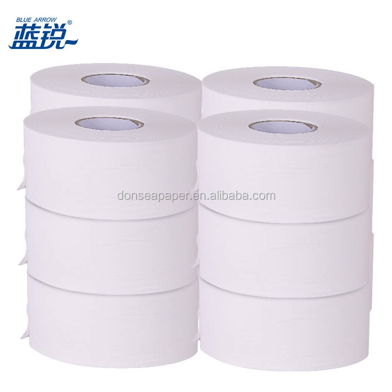 A/B/C Grade Wholesale Paper Toilet Mini Manufactures Jumbo Roll Tissue