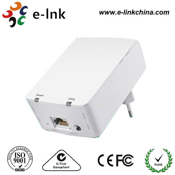128 bits AES, WEP, WPA/WPA2 500 Mbps Adaptateur Cpl