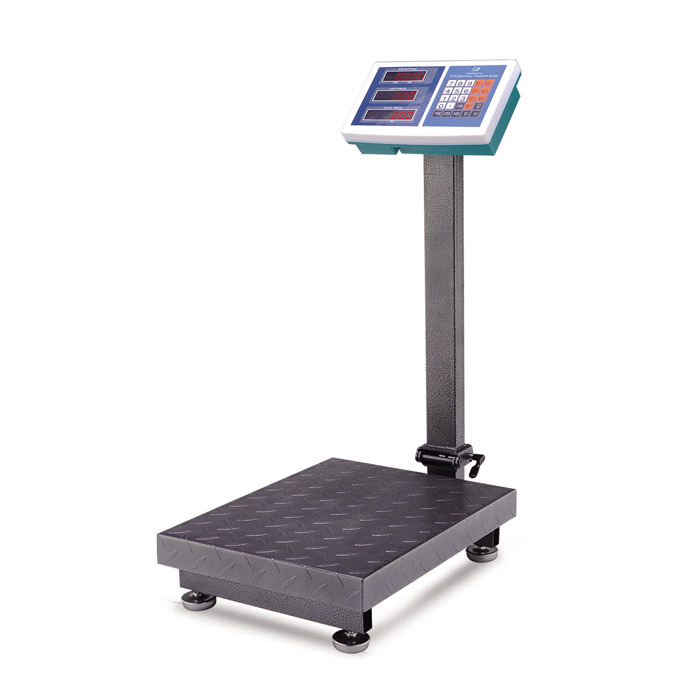 tcs Electronic Platform Scale 300kg Industrial Platform Weighing Scale Bench Scale For Sale