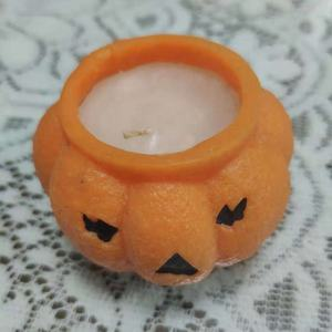Halloween Party Decoration Pumpkin Candles Factory from China