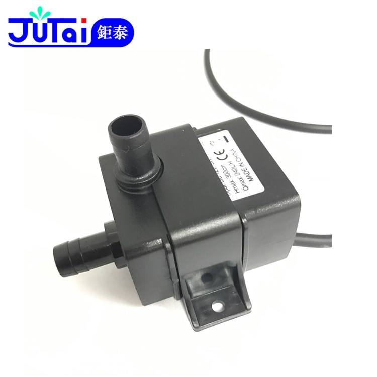 Compact size high quality 5w 12v dc 300cm 240L/H mini solar centrifugal water pump for fountain aquarium fish pond swimming pool