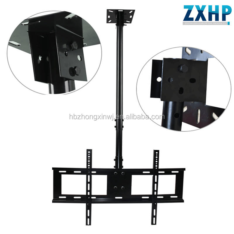 Led lcd tv ceiling mount with 400X600 mm, ceiling mount tv bracket