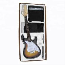 Manufacturer Adult guitar hot selling electric guitar set for sale