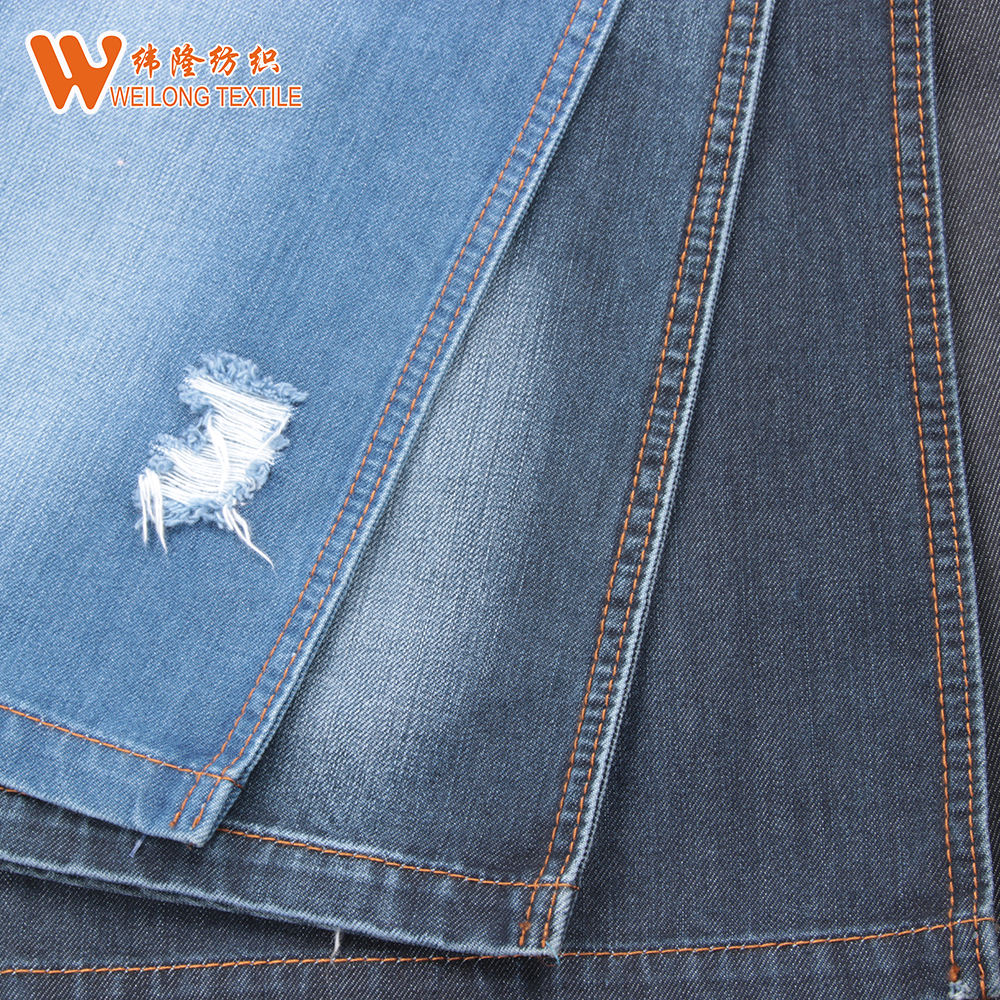 100% cotton denim fabric for jacket 11.8oz denim fabric jean fabric textile
