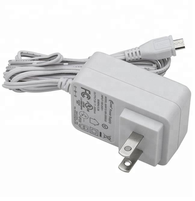 12W UL plug 12V 1A power adapter with UL/cUL approval for Blue Tooth