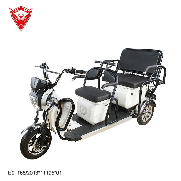 2019 new E rickshaw electric auto passenger rickshaw model heavy model for india market