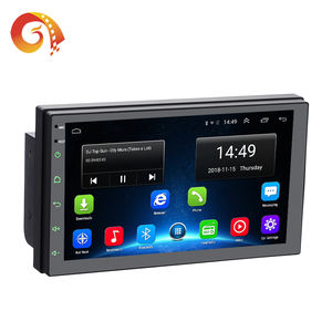 Jyt 7168 High End Android 8.1 Systeem Universele 2Din 7Inch Auto Radio
