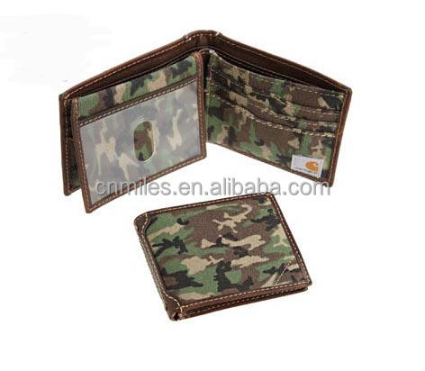 Factory price!Good quality military army camouflage wallet